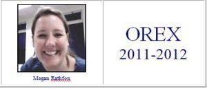 OREX MEMBERS 2011-2012